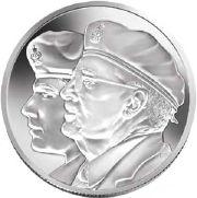 2005 VE Day Proof 5ct /& Medallion Set 11564